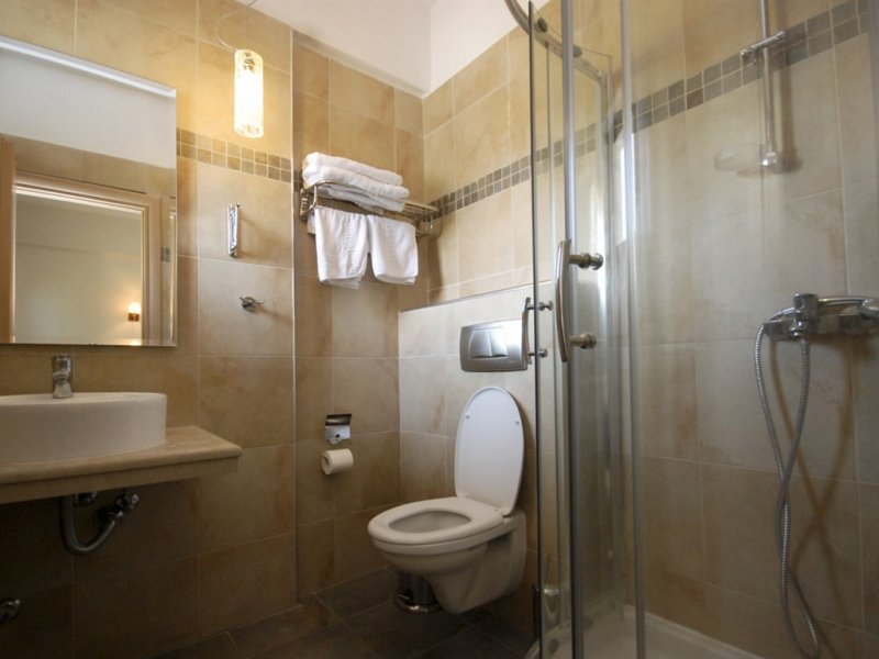 Afrodite hotel kupatilo