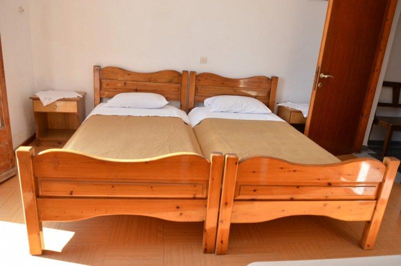 Apartmani Kristina krevet