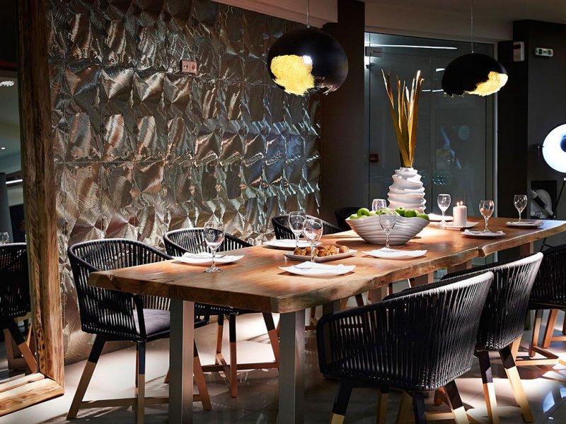 Blue Dream Palace Tripiti Tesort restoran