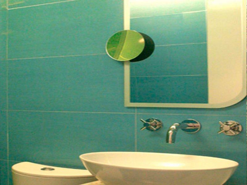 Despotiko apartment hotel & suites kupatilo