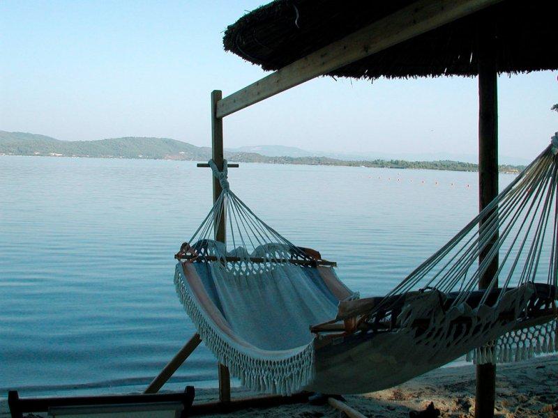 Ekies All Senses Resort lezaljka