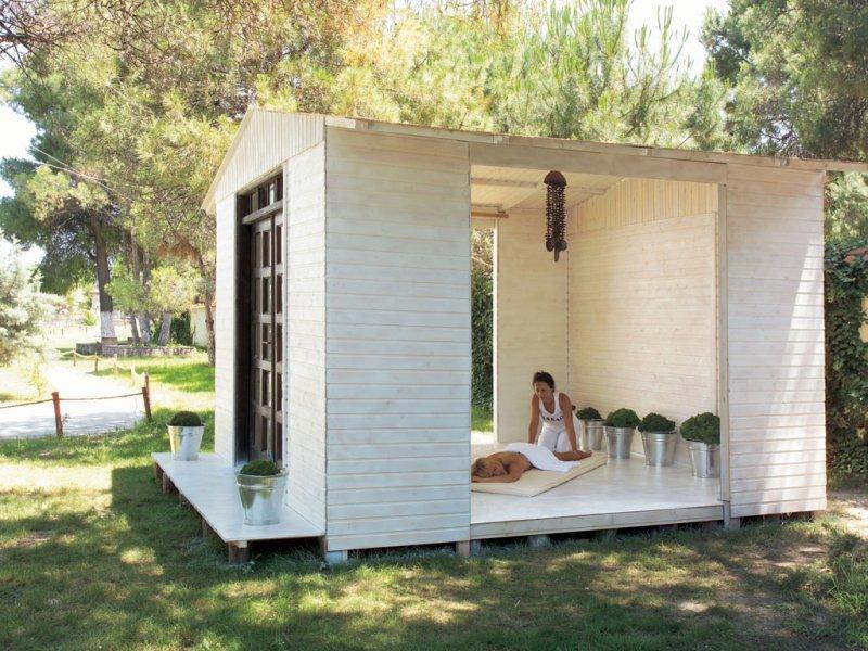 Ekies All Senses Resort masaza