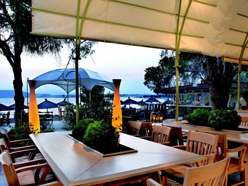 Ekies All Senses Resort restoran