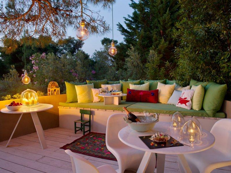 Ekies All Senses Resort sofa