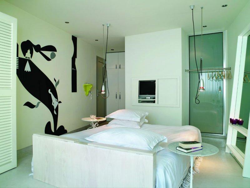 Ekies All Senses Resort standard room