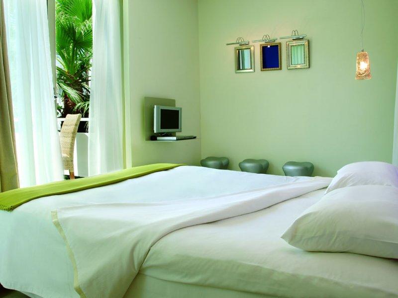 Ekies All Senses Resort standardna soba