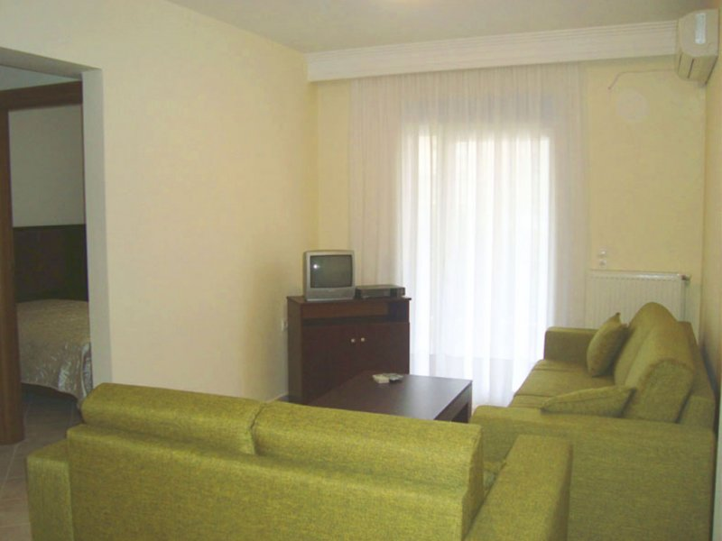 Hotel Simeon dnevna soba