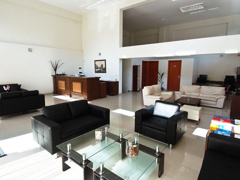 Hotel Simeon lobi