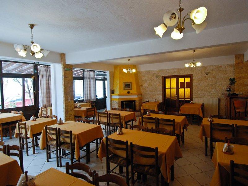 Hotel Simeon restoran