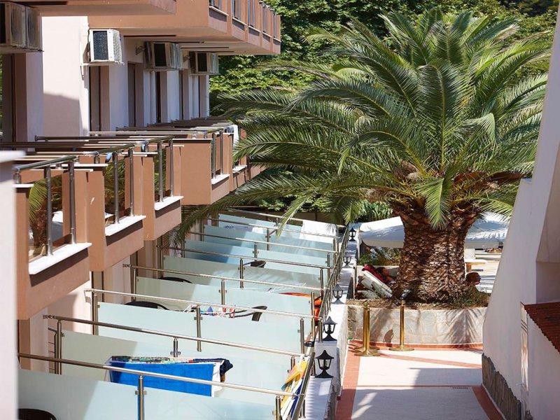 Hotel Simeon terase