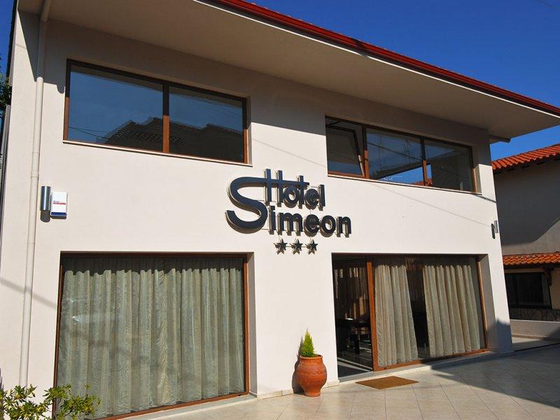 Hotel Simeon ulaz