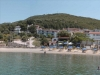 Loutra Beach hotel plaza