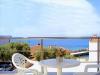 Loutra Beach hotel pogled terasa