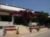 Loutra Beach hotel ulaz u hotel