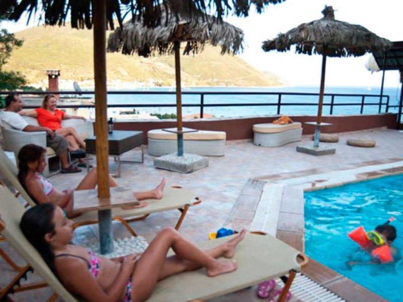Ponti Beach Hotel lezaljke