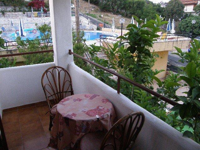 Vila Marina tarasa