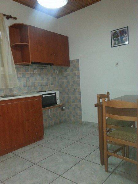 Vila Minas kuhinja