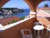 Vila Sotiris pogled sa terase