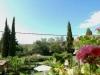 Vila Toula pogled sa terase