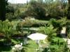 Vila Toula vrt