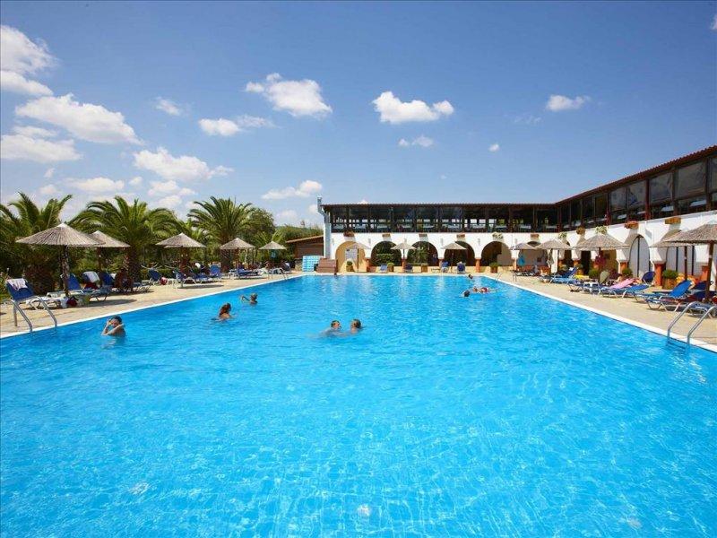Blue Dolphin Hotel bazeni