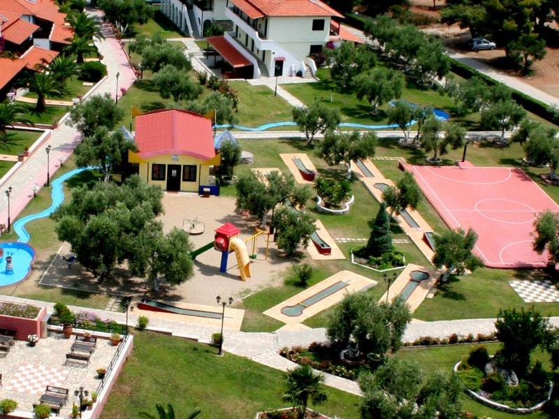 Blue Dolphin Hotel park za decu