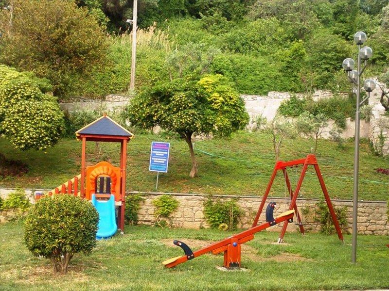 Ammon Zeus hotel dvoriste za decu