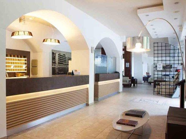 Ammon Zeus hotel recepcija