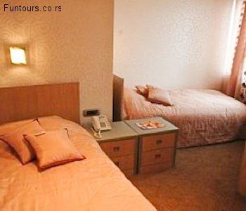 hotelska soba u novom sadu