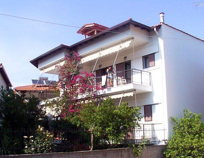 kuca-andreas u Sartiju - Sitonija