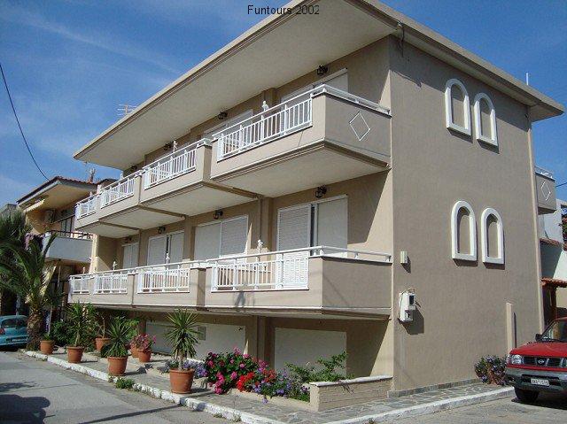 VILA THEO apartmani Sitoniija