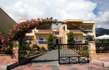 Apartmanski smestaj na Tasosu: Golden Beach