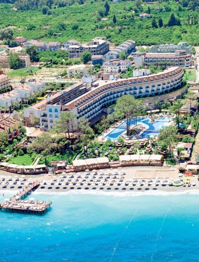 Kemer Hotel Amara Wing Resort