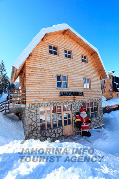 Jahorina apartmani Eskim 2