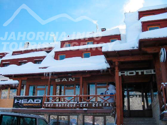 Hotel San Jahorina