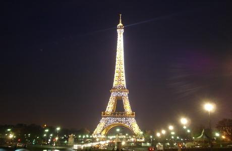 Pariz aranzmani – Prolece 2018