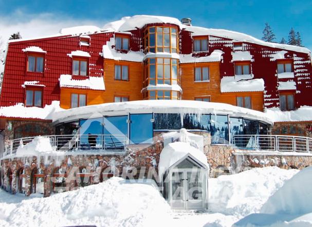 Jahorina – zima 2018 Hotel Nebojsa