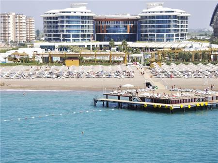 "Antalija – Lara beach – "" BAIA HOTELS LARA """