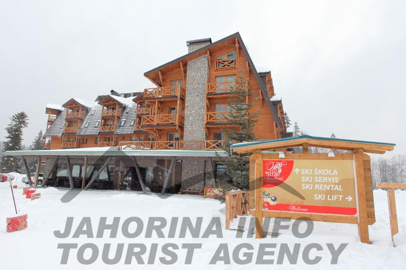 Jahorina zima 2018 – Pansion Winter