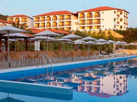 Atos hoteli – AKRATHOS BEACH