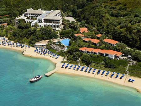 Atos hoteli-Eagles Palace