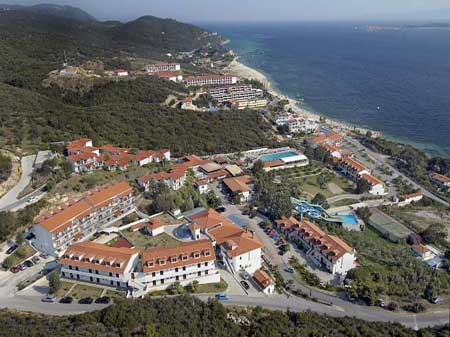 Atos hoteli Aristoteles Holiday Resort Spa