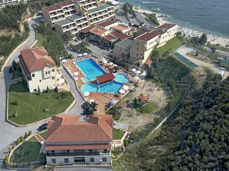 Atos hoteli -Theoxenia Hotel