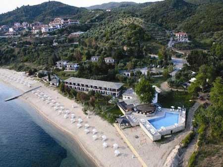 Atos hoteli-Xenia Hotel Ouranoupolis