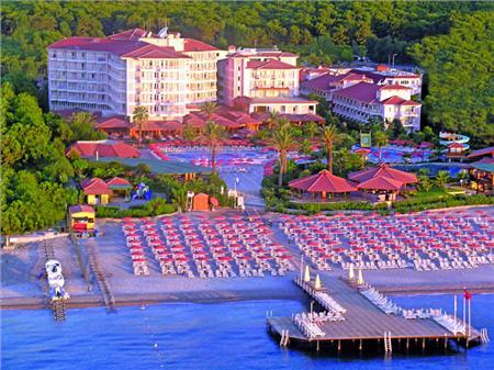 Kemer Hotel Akka Alinda 5*