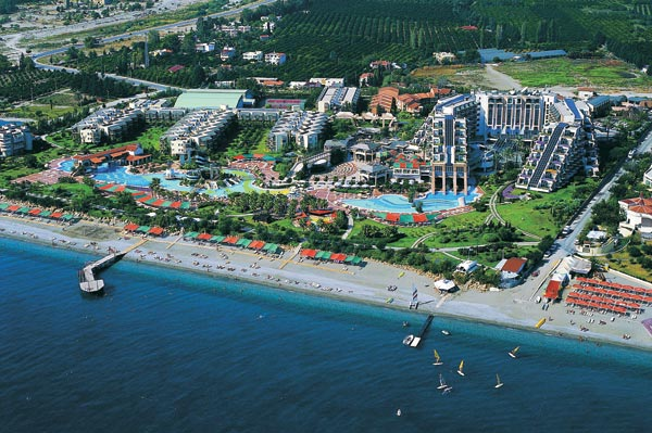 Kemer Hotel Limak Limra Resort 5