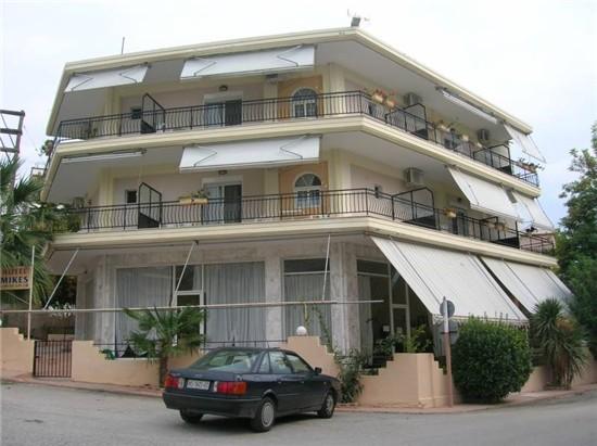 Nea Kalikratia Hotel Mikes