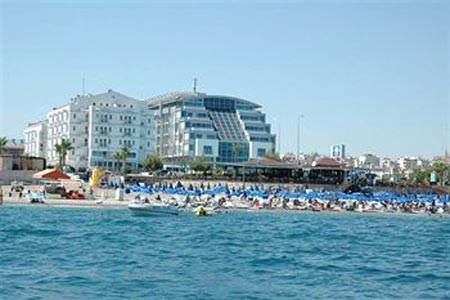 letovanje u Antaliji. Cene, opis i slike hotela