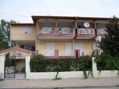 Stavros Apartmani Dimitris