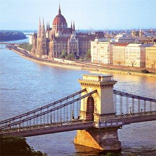 Prag, Bec i Budimpesta jesen